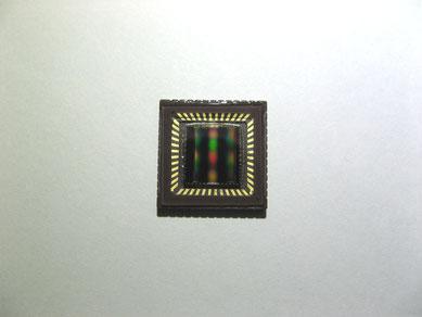 CMOSセンサ写真