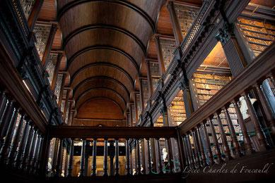 La bibliothèque de Trinity College