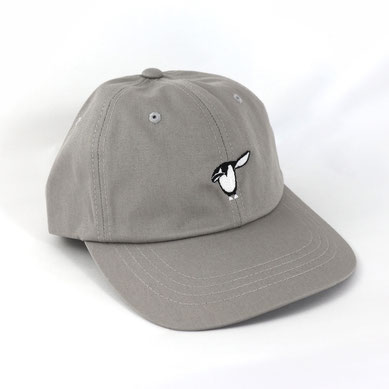 Classic pangu Dad Cap - grau/grey