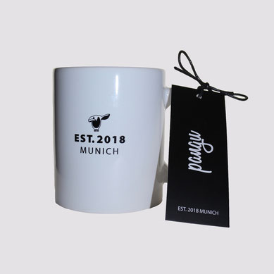 Exclusive pangu Cup - white