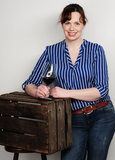 Nadja Roeloffs, Inhaberin der International Wine School