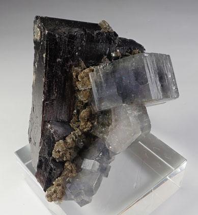 Purple Fluorapatite Panasqueira mines