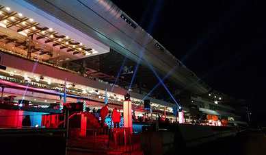 dj para fiestas en evento para CODERE en Hipodromo de las Americas