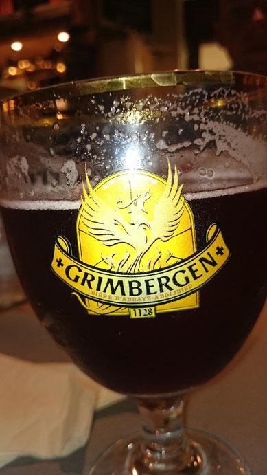 Zusätzlich hatten sie noch dieses wunderbare Bier in das wir uns sofort verliebt haben...ja richtig....in Bier...ich liebe es ;)