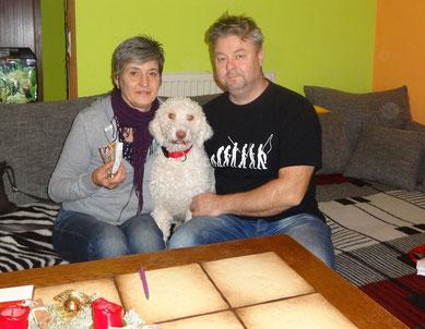 Lupita fand ihre Familie in Schwebnitz.