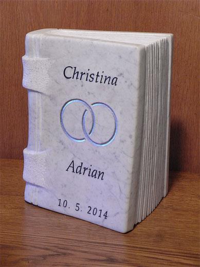 Ein wirklich außergewöhnliches Hochzeitsgeschenk. noch nie gesehenes Hochzeitsgeschenk.