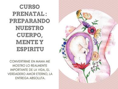 Curso prenatal varias convocatorias. Comenzamos Mayo 2019 San Fernando y Chiclana de la Frontera . Cadiz