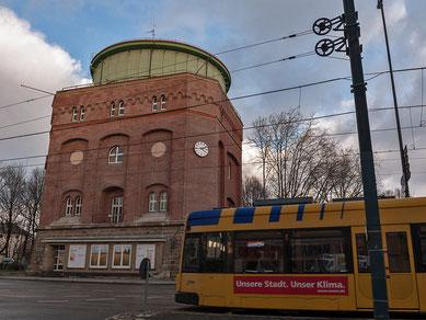 Turm und Tram (Linie 109)