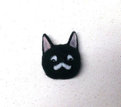 ジェントルマンな男爵猫