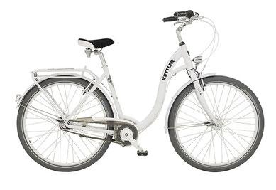Bild zeigt Fahrrad Kettler Layana White, Zweirad Kehlenbeck, Delmenhorst