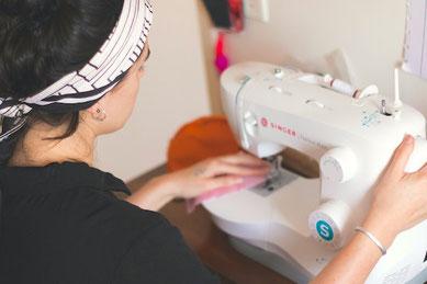 Mode Design Events für Teenager, Nähen lernen für Anfänger Workshop