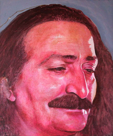 "50. "" Rose Meher Baba "" : Courtesy of Anthony & Charmaine Foley"