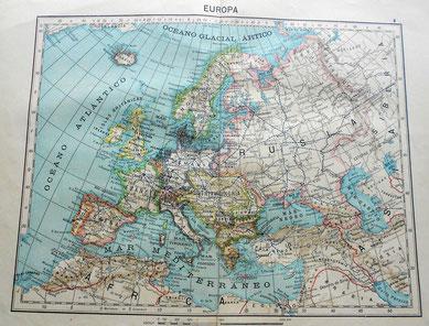 Europa en 1903