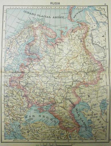 Rusia en 1903
