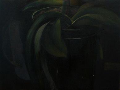 Acrilico e olio su tela cm 80 x 60 anno 2011