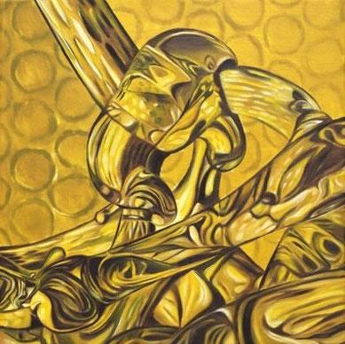 Bianca Patricia Isensee, Malerei