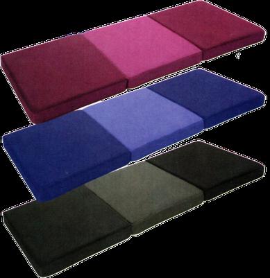 真空圧縮パックの三つ折マットレス「ネオステージ」 / 西川リビング