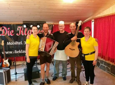Tanznachmittag im Gasthof Lieg / Tagusens Kastelruth