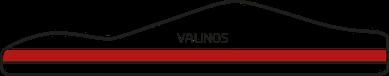 VALINOS Soft bed