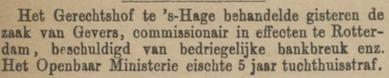 Provinciale Noordbrabantsche en 's Hertogenbossche courant 07-12-1878