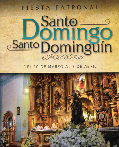 Programa de las Fiestas de Santo Domingo en Alcorcón 2016