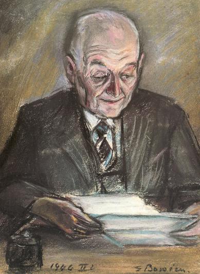 Dr. Emil Kronenberg, 1864-1954
