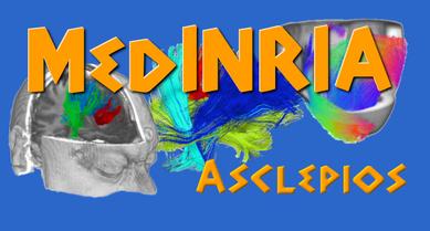 Logo du laboratoire INRIA Asclepios