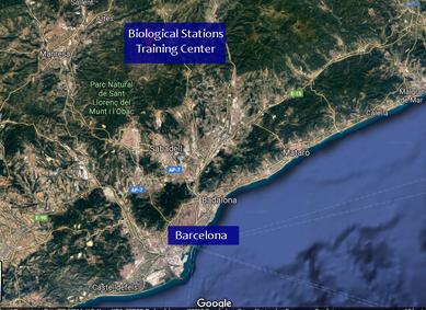 Nuestro Centro de Capacitación en Barcelona