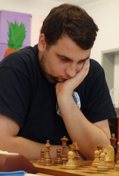 Sebastian Mittmann entschied mit seinem Sieg den Mannschaftskampf (Foto: A: Obdenbusch)