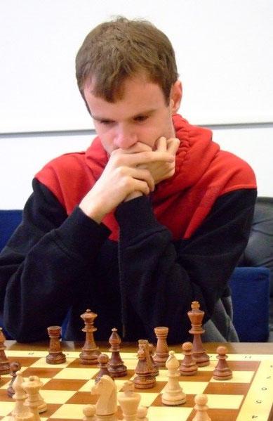 Lars Schäpers holte den alles entscheidenden Sieg (Foto: A. Obdenbusch)