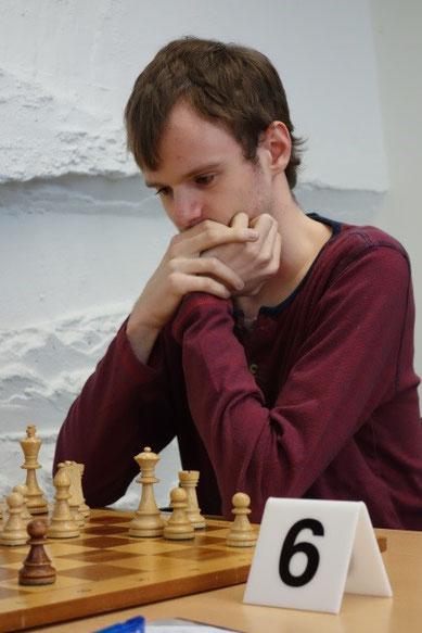 Lars Schäpers blieb in der Erfolgsspur (Foto: A. Obdenbusch)