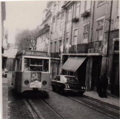 Privat foto. Lissabon 1975