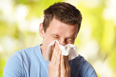 Allergie - Heuschnupfen