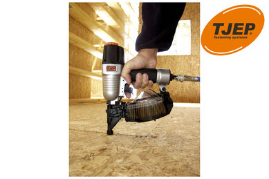 Tjep Coilnagler für Holzböden