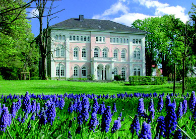 Prinzenpalais in Bad Lippspringe © Lippe Tourismus & Marketing GmbH