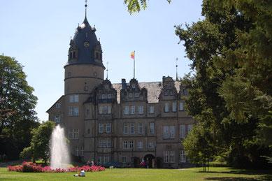 Residenzschloss Detmold © Lippe Tourismus & Marketing GmbH