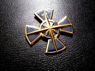 Hessen Orden Stern von Brabant Ehrenkreuz II. Klasse Replik