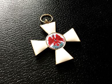 Preussen Roter Adlerorden III. Klasse mit Krone und Schwerter Replik