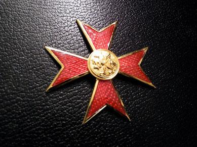 Mecklenburg Greifenden Offizierskreuz Steckkreuz Replik