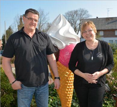 Neben dem Eis-Café betreibt Familie Rettig nun auch den Pavillon am Louisenbad