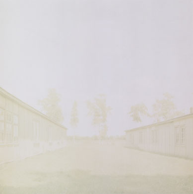 "Gesche Würfel, ""What Remains of the Day"" (Stalag XB, Sandbostel), 2015"