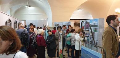 Eröffnungsveranstaltung am 7. Mai 2019 in Perm. Foto: Ehresmann