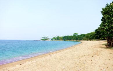 Strand auf Lombok (Senggigi)