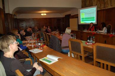 Leader Workshop im Rathaus Treuen