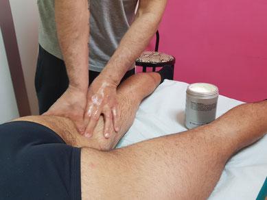 MASSOFISIOTERAPIA - Osteopata e fisioterapista Dr. Antonio Santi - Santa Maria a Monte (PI) | presso la palestra Olympia | Toscana - massaggio sportivo