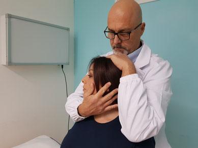 MASSOFISIOTERAPIA - Osteopata e fisioterapista Dr. Antonio Santi - Santa Maria a Monte (PI) | presso la palestra Olympia | Toscana - tecnica miofasciale