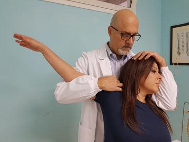 MASSOFISIOTERAPIA - Osteopata e fisioterapista Dr. Antonio Santi - Santa Maria a Monte (PI) | presso la palestra Olympia | Toscana - tecnica neuro muscolo scheletrico