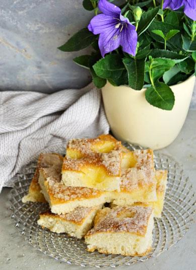 Butterkuchen, klassisch, luftig, köstlich!