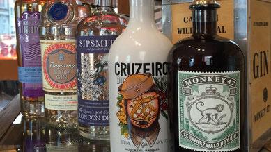 World Gin Day - Versteigerung limitierter Gins