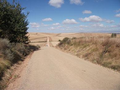 Auf dem Jakobsweg durch Spanien